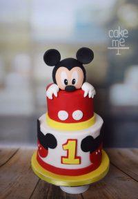 τούρτα mickey