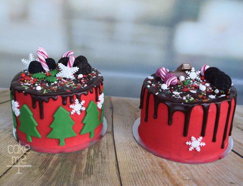 Χριστουγεννιάτικες τούρτες