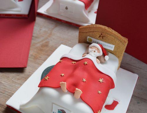 Ο Άγιος Βασίλης κοιμάται….