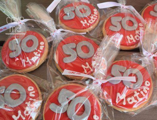 50 χρονών μπισκότα