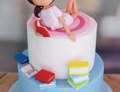 Κορίτσι και βιβλία