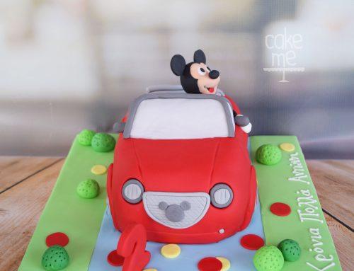 Το αυτοκίνητο του Μίκυ