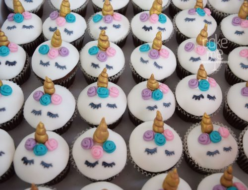 Κεράσματαcupcakes