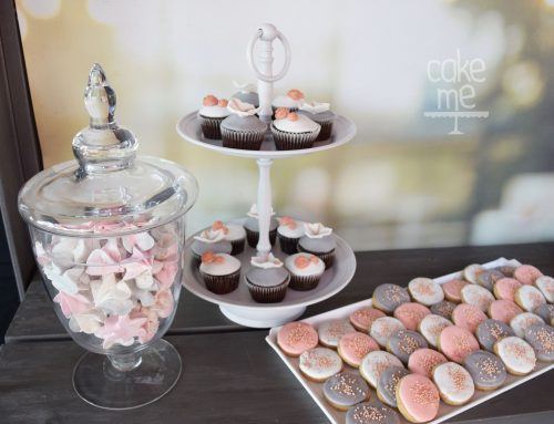 Dessert table γάμου