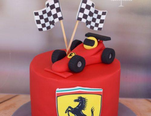 Φόρμουλα Ferrari