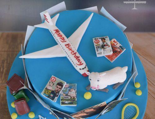 Προσωποποιημένη τούρτα